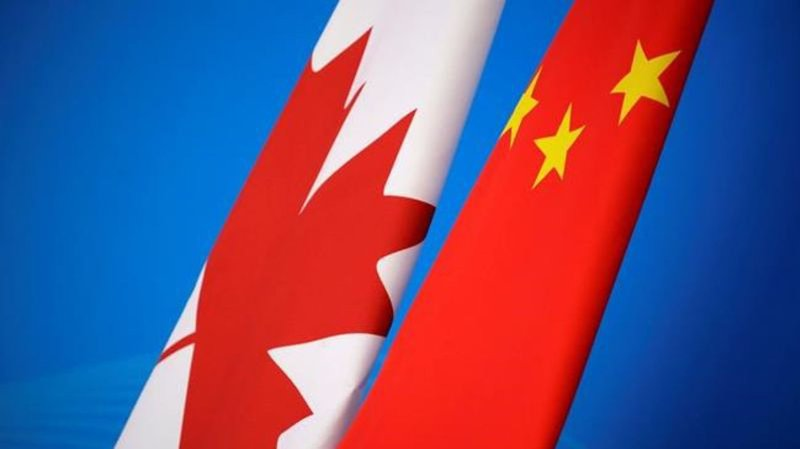 By Canadian Press  T-shirt latest source of tension in China Canada ties