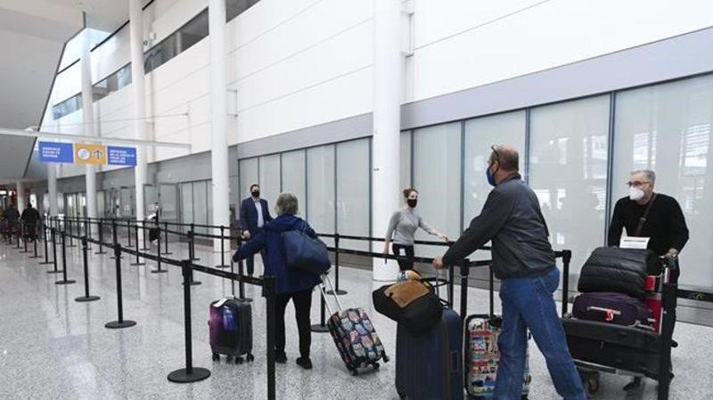 Some travellers through Toronto Pearson's Airport violating Quarantine Act