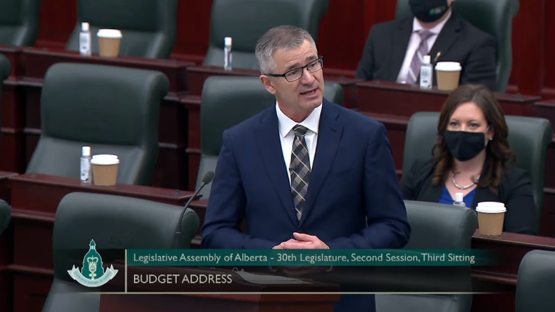Alberta budget: tough choices for Jason Kenney