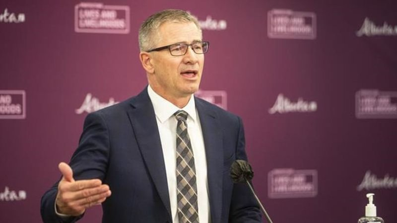 Pandemic spending, no tax increases: Some highlights from the Alberta budget
