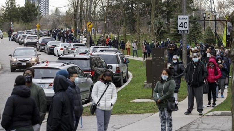 Ontario tightens restrictions, gives police new powers amid dire COVID predictions