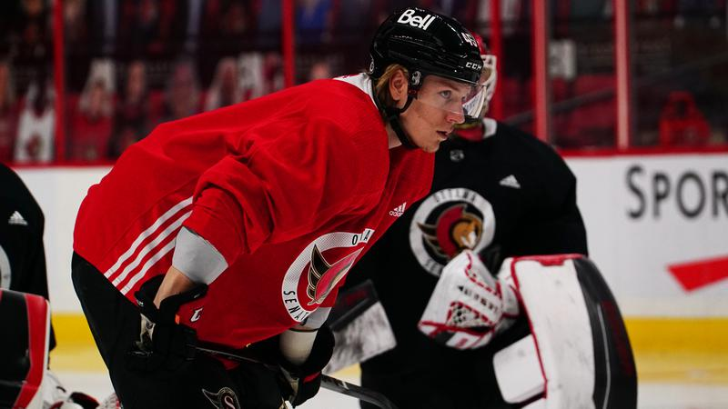 Kelly to suit up for Senators in NHL debut Wednesday