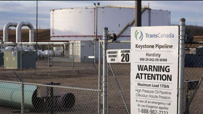 Alberta Government, TC Energy reach agreement to terminate Keystone XL Pipeline Project