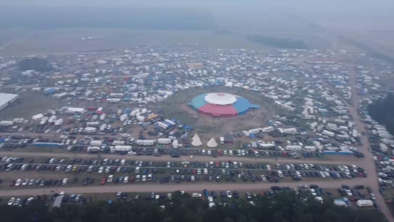 Onion Lake powwow draws immense crowd in first post-pandemic Indigenous cultural gathering