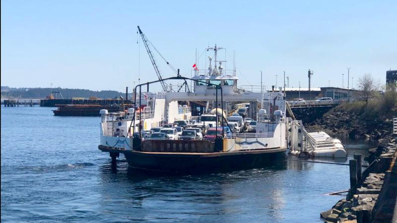 Gabriola Island ferry due for schedule tweak after poor on-time performance