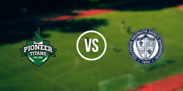 2021 CIFSS Boys Soccer Playoffs Pioneer High School - Whittier vs. Aquinas High School - 05/13/2021 | Live & On Demand