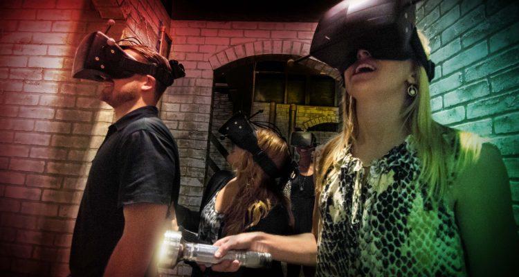 Halloween Horror Nights Virtual Reality