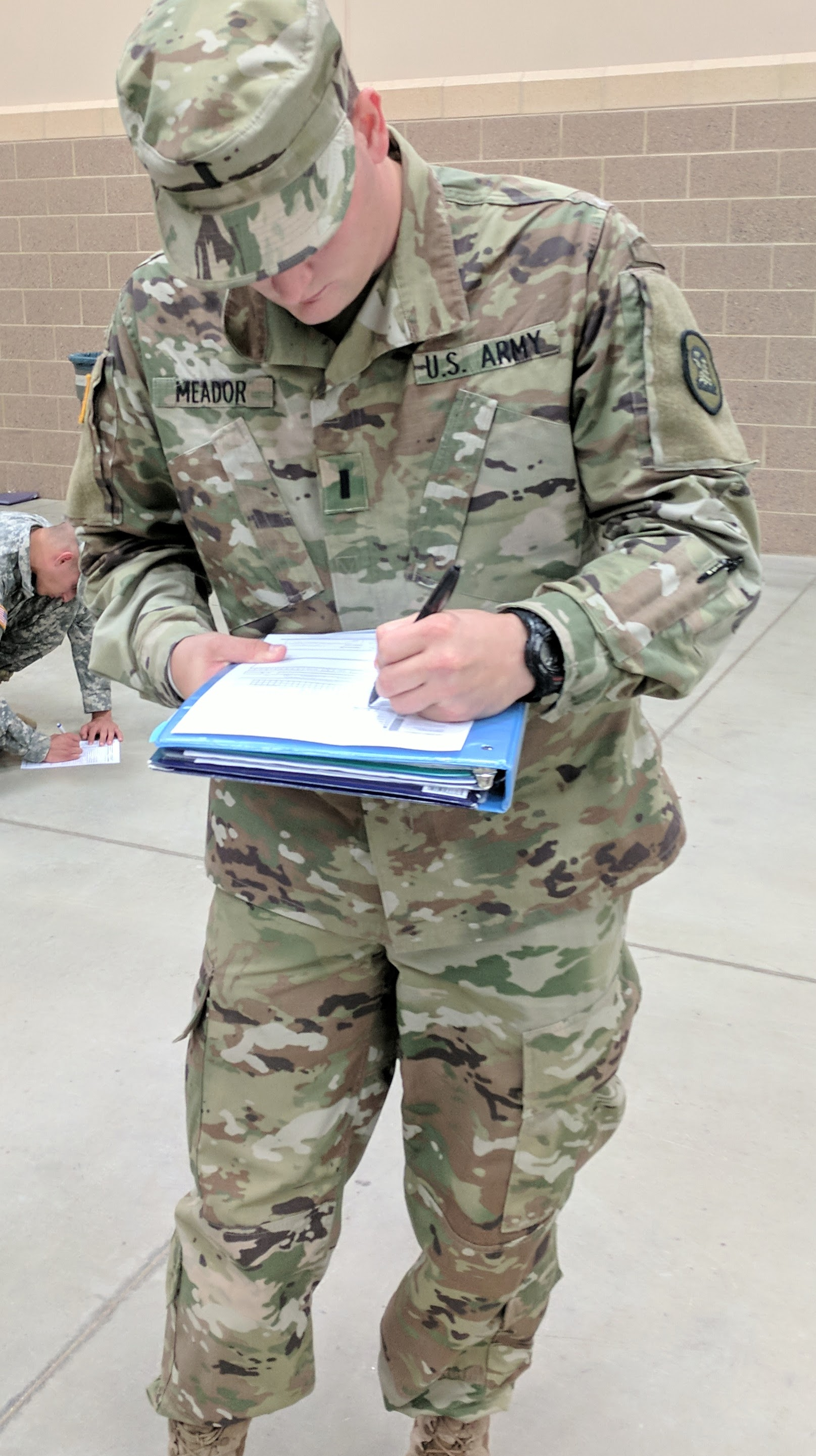 Secretary of State helps National Guard members request absentee ...