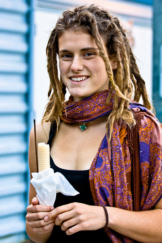 Women's Hairstyles - Dreadlocks