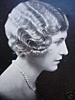 Women's Hairstyles - Pin Curls & Finger Waves