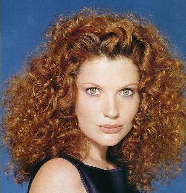 Women's Hairstyles - Natural and Permanent Curls