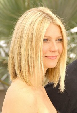 Women's Hairstyles - One Length Hair Cut