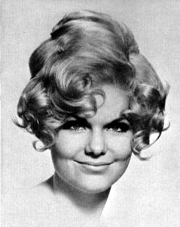 1960's Hairstyles - Roller Set