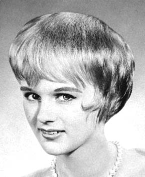 1950's Hairstyles - Pixie