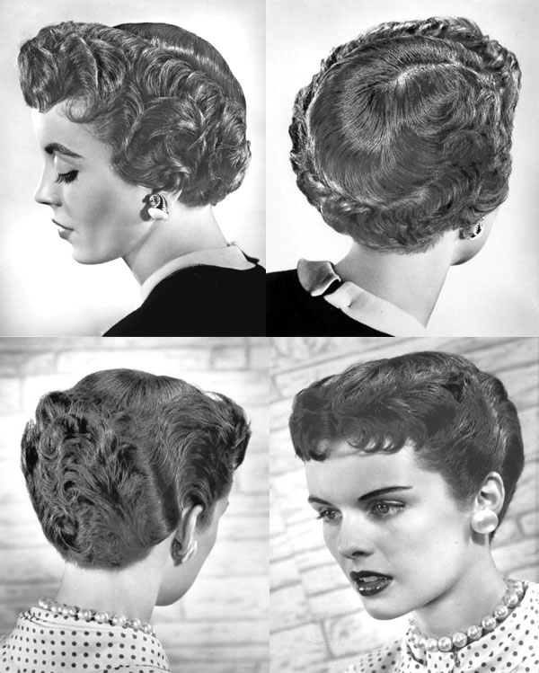 1950's Hairstyles - The Italian Boy