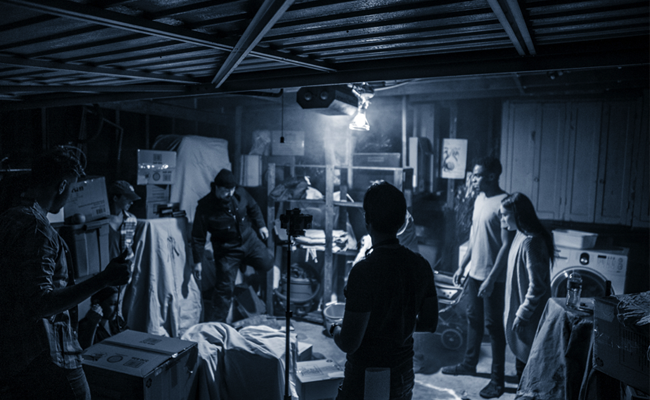 Our work with Paramount Pictures - Paranormal Activity
