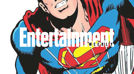 Our work with TIME INC / ENTERTAINMENT WEEKLY - DC Comics