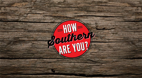 Our work with TIME INC / SOUTHERN LIVING MAGAZINE - How Southern Are You