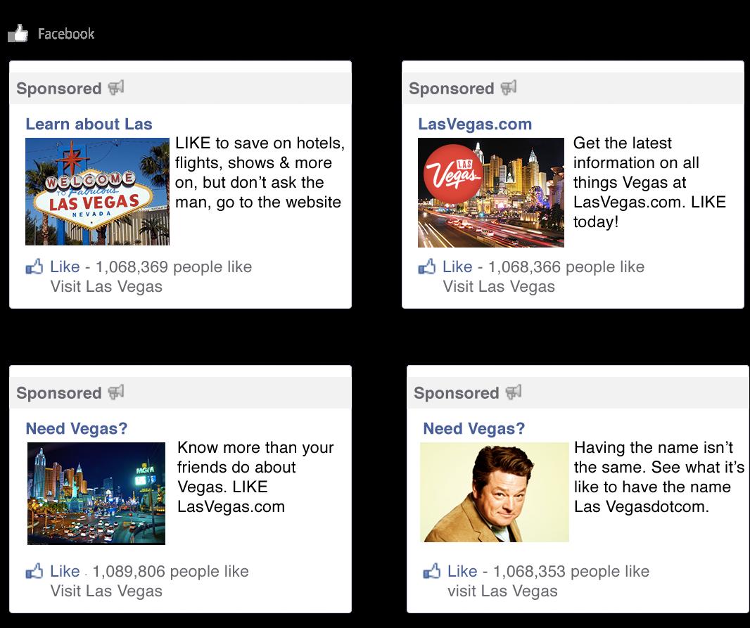 Las Vegas Layout