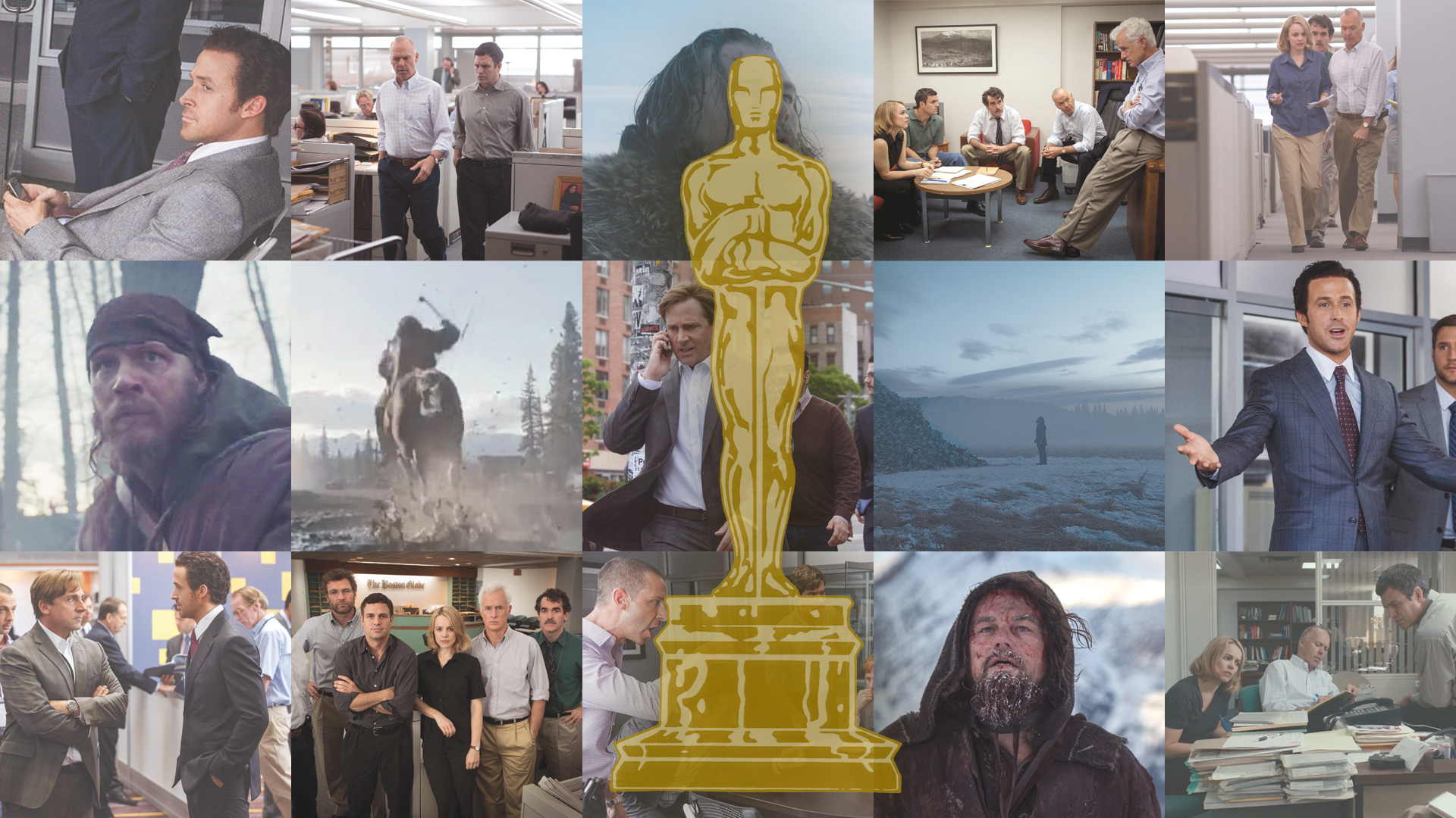 Our work with INSIDE AWARDS SEASON SOCIAL CAMPAIGNS - FOR YOUR CONSIDERATION