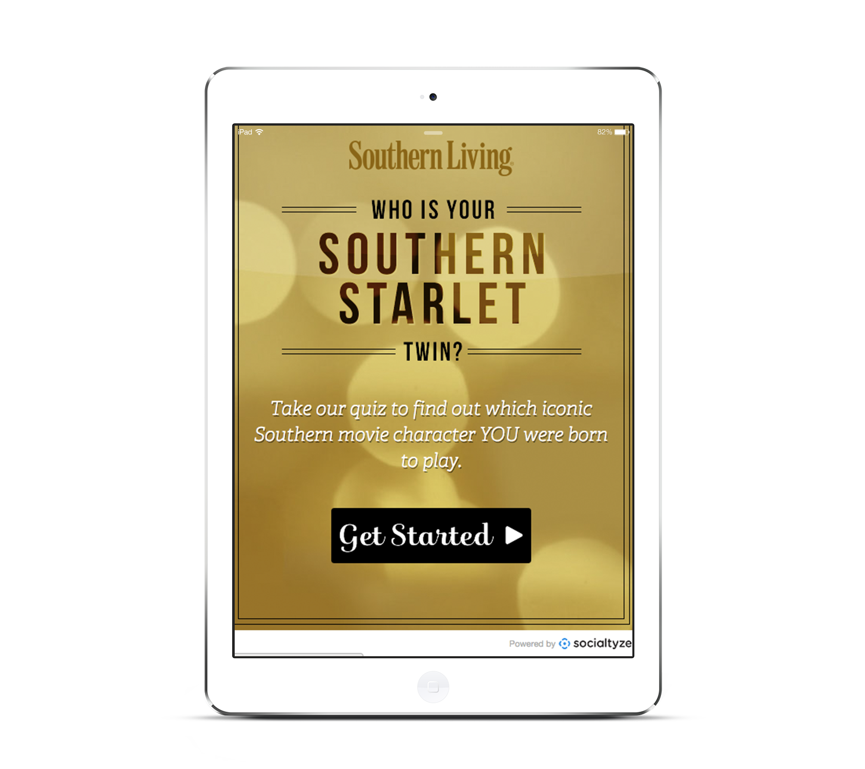 SouthernStarlettIpad