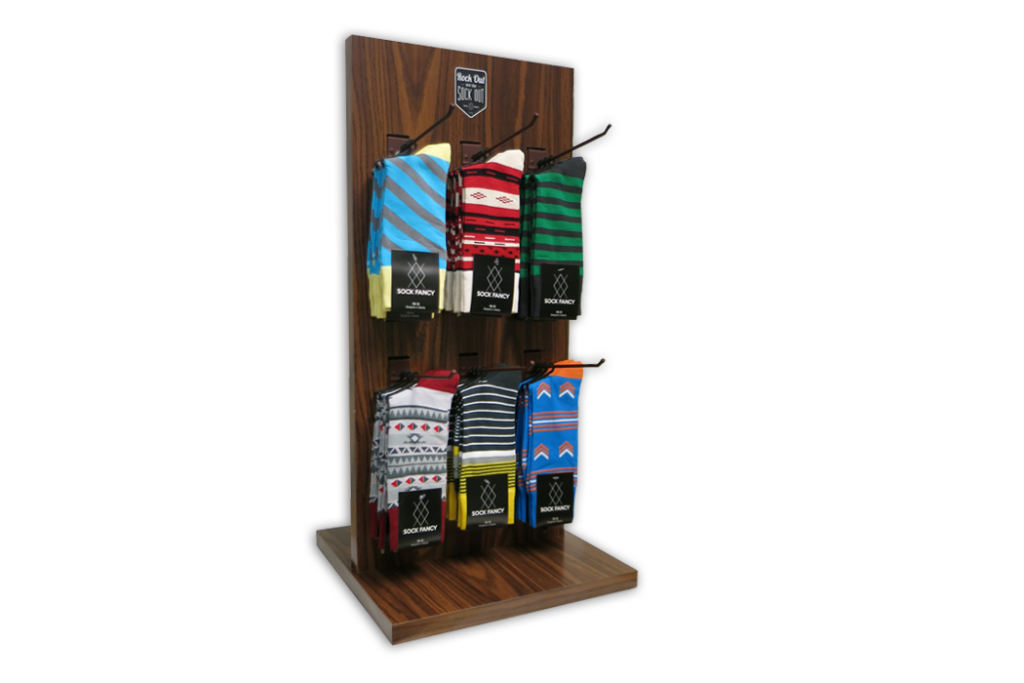 Sock Stand Smaller