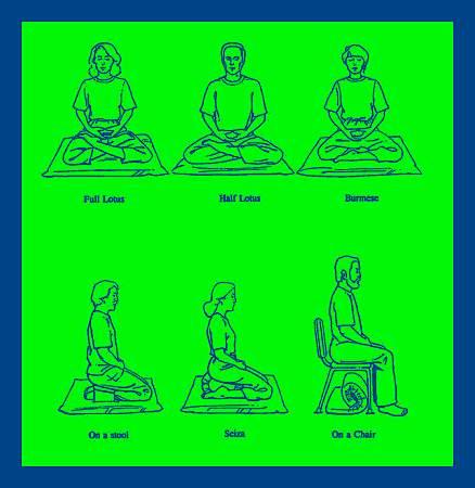 postures-meditation