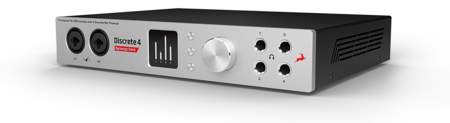 Discrete 4 Synergy Core | Antelope Audio