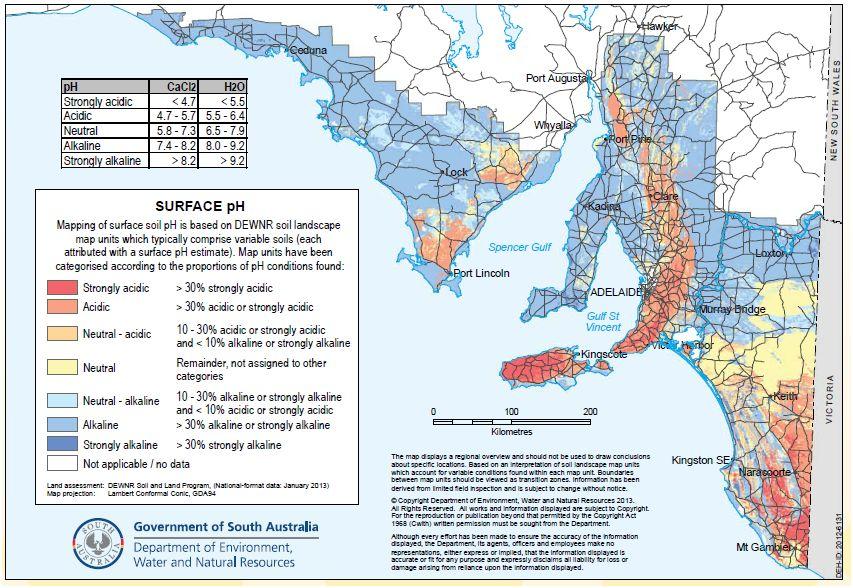 Soil pH SA Fact Sheets soilqualityorgau