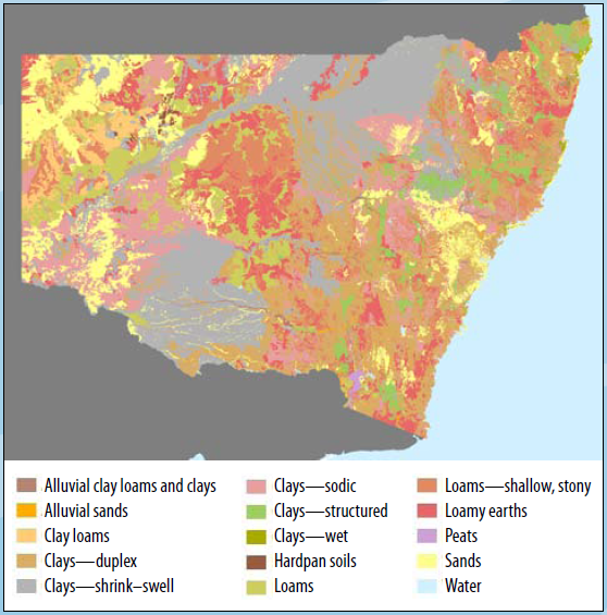 Making sense of physical indicators nsw fact sheets for Soil quality definition