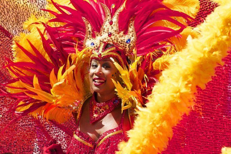 Soca Carnival - Soka Tribe