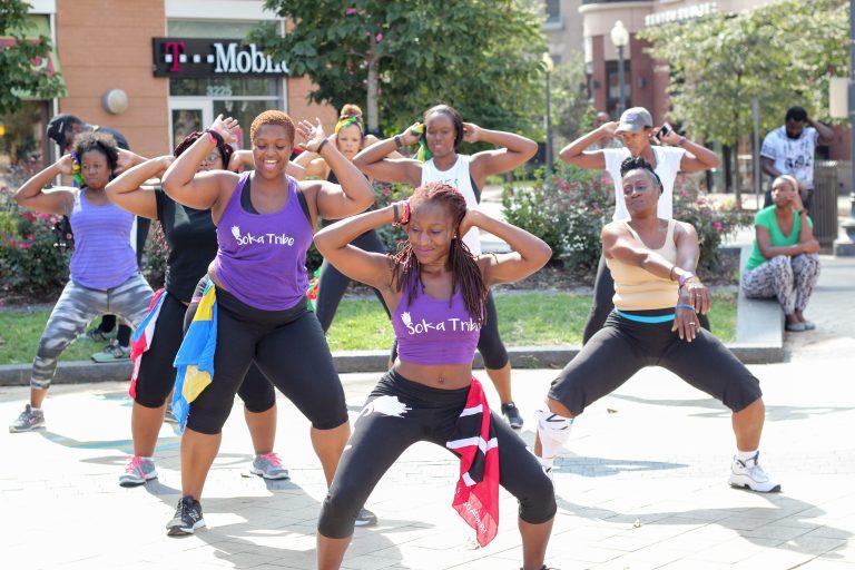 Soka Tribe - Sweat Dance Workout