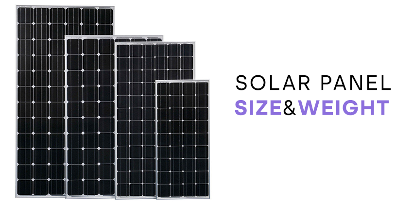 What S The Size Of A Solar Panel Solar Panel Size And