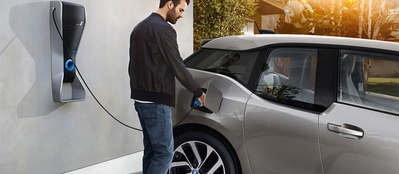 Charging your EV with Solar Panels