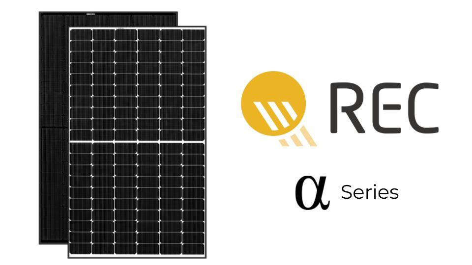 REC Solar Alpha Series