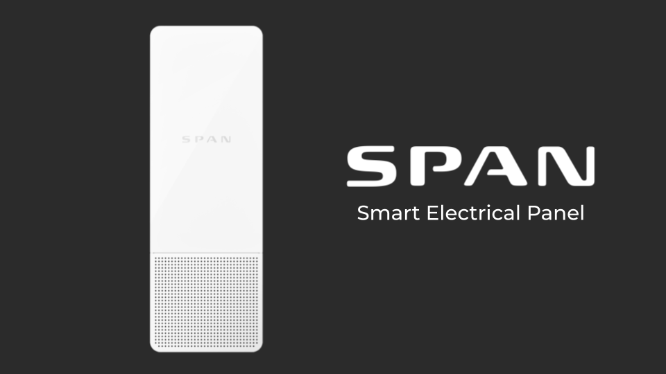Span.IO Smarter Electrical Panel
