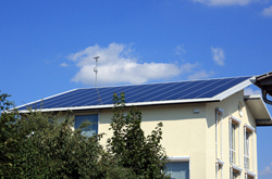 Property solar power system set up accomplished