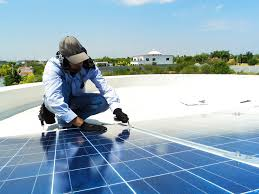 solar panel installation in Jamaica