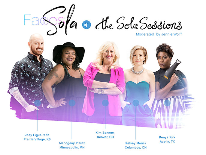 Faces of Sola
