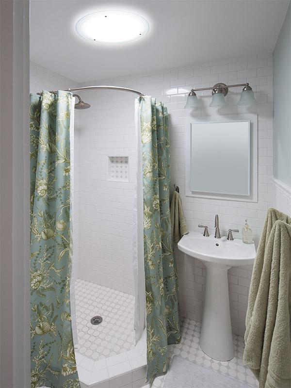 Small San Diego Bathroom