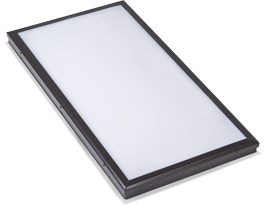 White Laminate Skylight
