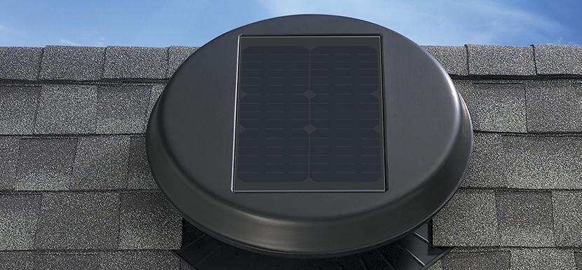 16 Watt Solar Attic Fan