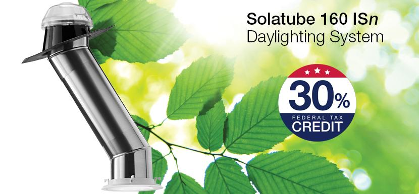 Solatube 160isn Daylighting System Tax Credit