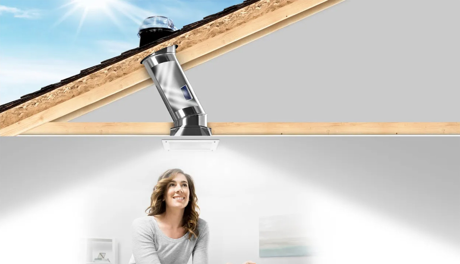 Solatube Home Daylighting System