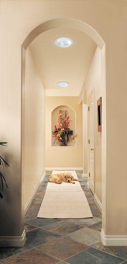 Hallway Daylighting