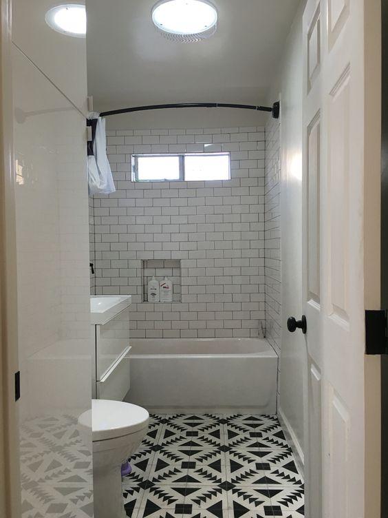 Solatube in a bathroom