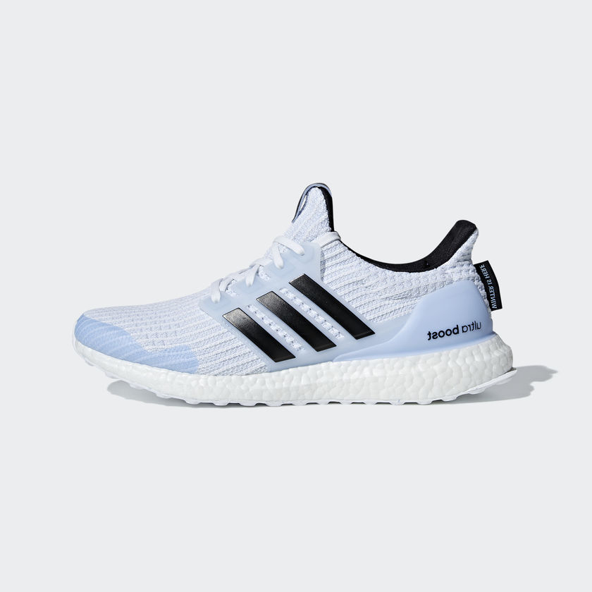 feb5bb2748d2 Game of Thrones x adidas Ultra Boost  White Walker 03-22-2019