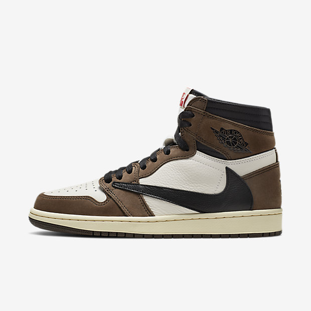 Travis Scott x Air Jordan 1 High OG TS SP04-26-2019 b4f6f700d