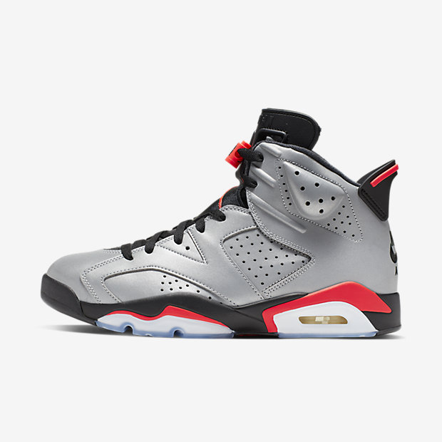 huge selection of ef624 abf81 Air Jordan 6 Retro 'Reflective of a Champion'06-08-2019