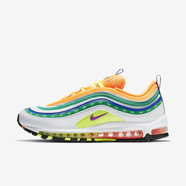 Jasmine Lasode x Nike Air Max 97 London  Summer of Love 04-13-2019 ef6e51c2b
